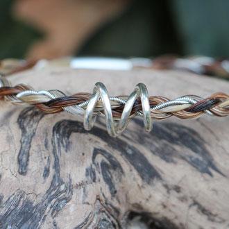 """Anhänger """"Spirale"""" , 925er Silber,  €35,-"""