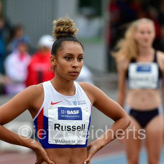 Lauren Russell; Großbritannien