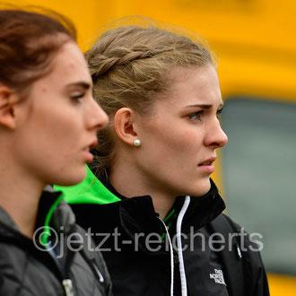 Sabrina Häßler; SV Halle / Sara Hannemann; TSV Wehdel