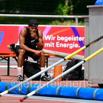 Julian Otchere; MTG Mannheim