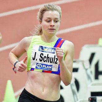 Johanna Christine Schulz; SC Rönnau 74