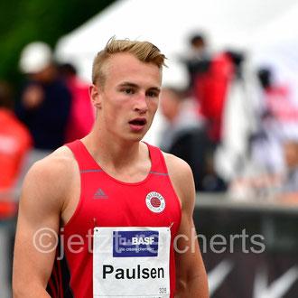 Tom Paulsen; Dresdner SC 1898