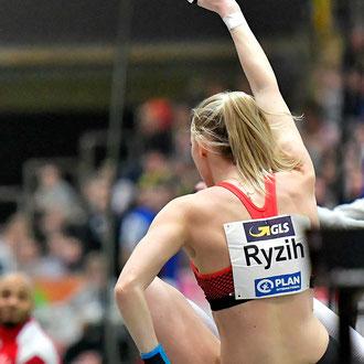Lisa Ryzih; ABC Ludwigshafen