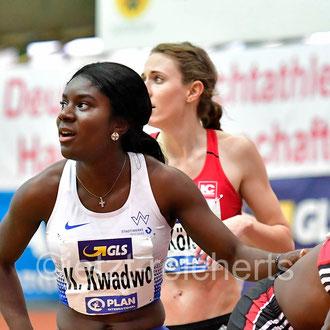 Keshia Kwadwo; TV Wattenscheid 01