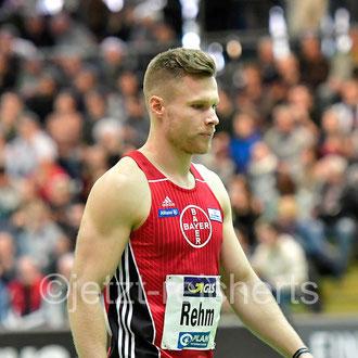 Markus Rehm; TSV Bayer 04 Leverkusen