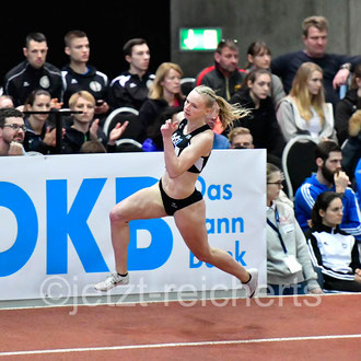 Jessica-Bianca Wessolly; MTG Mannheim