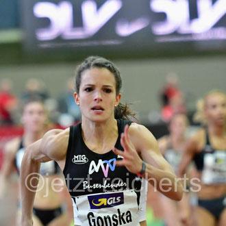 Nadine Gonska; MTG Mannheim
