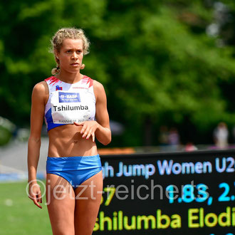 Elodie Tshilumba; Luxemburg