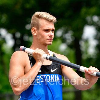 Sander Moldau; Estland