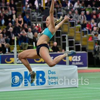 Melanie Bauschke; LAC Olympia 88 Berlin