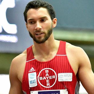 Marcel Kirstges; TSV Bayer 04 Leverkusen