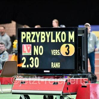 Mateusz Przybylko; TSV Bayer 04 Leverkusen