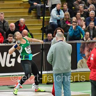 Josephine Terlecki; SV Halle