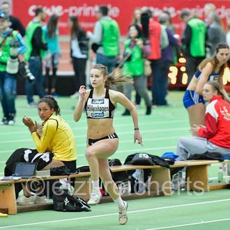 Claudia Hillenhagen; SCC Berlin