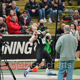 Alina Kenzel; VfL Waiblingen