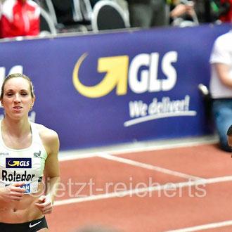 Cindy Roleder; SV Halle