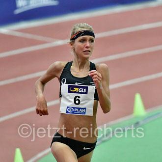 Jana Sussmann; LT Haspa Marathon Hamburg