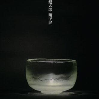 瀬沼健太郎硝子展 穴窯陶廊炎色野(東京/2017/2/10〜15)