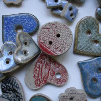 des boutons pour vos créations