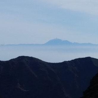 Vulkan Teide auf Teneriffa (3718 m)