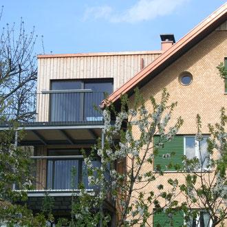 Mehrfamilienhaus / Sanierung
