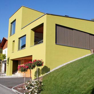 Einfamilienhaus in Fraxern