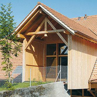 Bauernhaus brenzikofen christen holzbau ag boll - Architekt bauernhaus ...