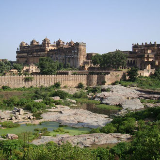 Cooking Class & Textile Tour India - Orchha