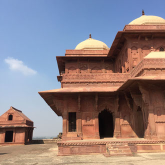 Fatehpur Sikiri - Ghost Town