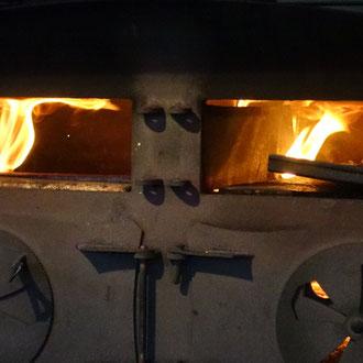 Flammkuchenofen