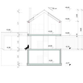 Einfamilienhaus Odelzhausen - Plan