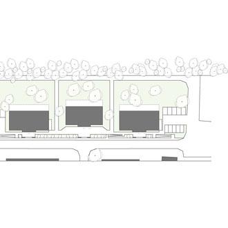 Sozialer Wohnungsbau Dachau - Plan