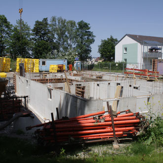 Sozialer Wohnungsbau Dachau