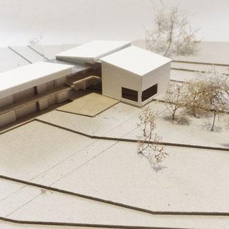 Frauenhaus Hebertshausen - Modell