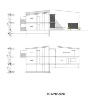 Frauenhaus Hebertshausen - Plan