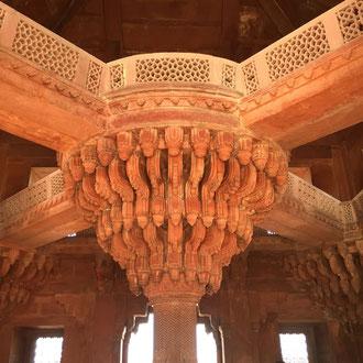 Fatehpur Sikri oder auch Ghost town genannt