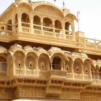 Individualreisen Rajasthan mit privat Chauffeur - Jaisalmer