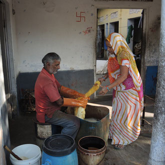 Textile Tour India - Textil Rundreise Indien Rajasthan