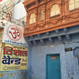 Individualreisen nach Rajasthan - buchen sie persönlich Ihre Traumreise nach Indien - Jodhpur die blaue Stadt in  Rajasthan
