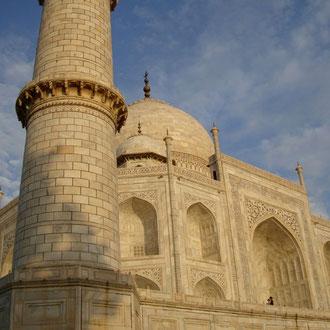 UNESCO Kulturerbe Taj Mahal Indien