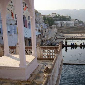 Pushkar See Rajasthan