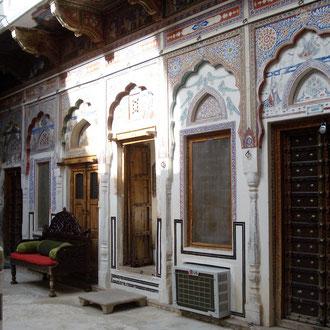 Indien Reisen Mandawa Rajasthan