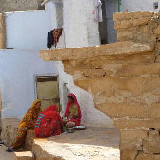 Jaisalmer Rajasthan Indien