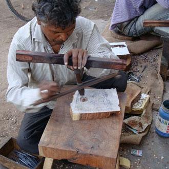 Es gibt nicht mehr viele, die das alte Handwerk noch beherrschen.