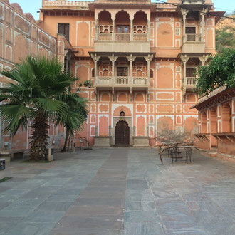 Anokhi Museum Jaipur - alles über Block Print
