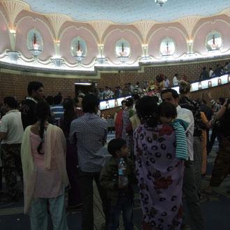Das legendäre Raj Mandir Cinema in Jaipur Rajasthan