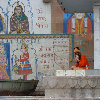 Indien Reisen Varanasi