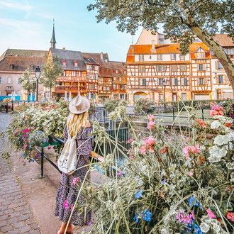 Ausflug Nach Colmar Sehenswurdigkeiten Tipps Und Hotels In Der