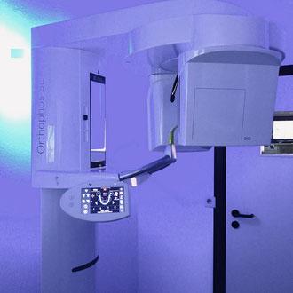 Digitale Volumentomographie (3D-Röntgen)