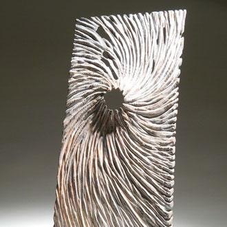 """""""Accrétion"""" Chêne - 75 cm - 2007"""